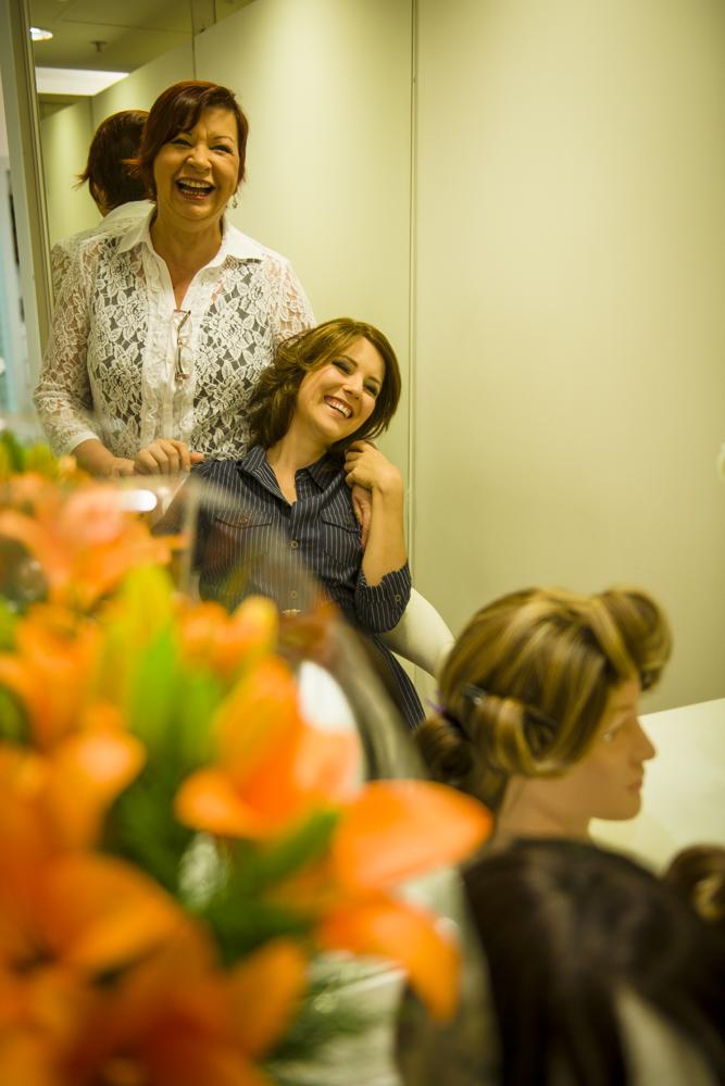 Marisa Costa, a queridona que cuida das minhas perucas desde 2011!