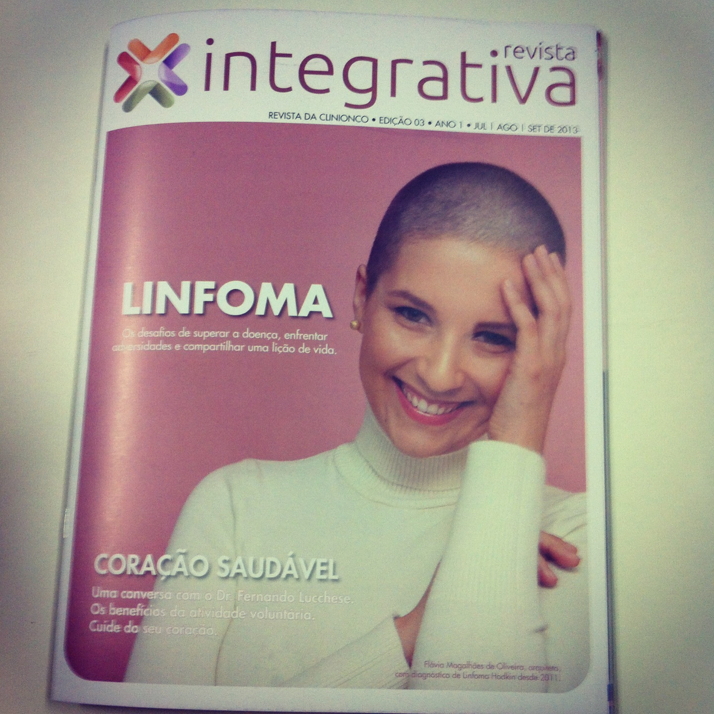 Capa da Revista Integrativa