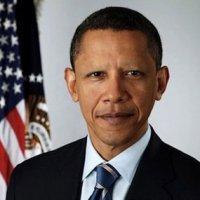 Obama ficaria bem diferente sem as sobrancelhas, né?