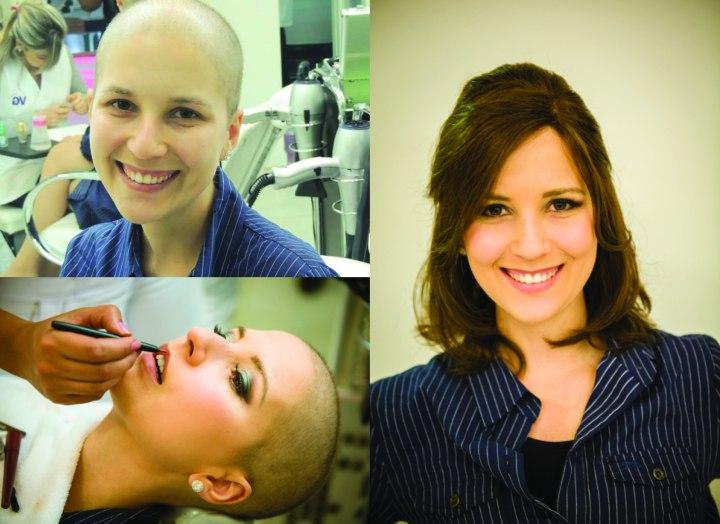 Milagres da maquiagem: especial formatura!