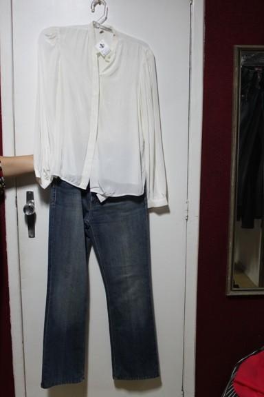 Calça + camisa por R$130