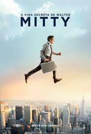 Fomos ver A vida secreta de Walter Mitty. O filme é legalzinho, leve - a melhor opção para aquele dia!
