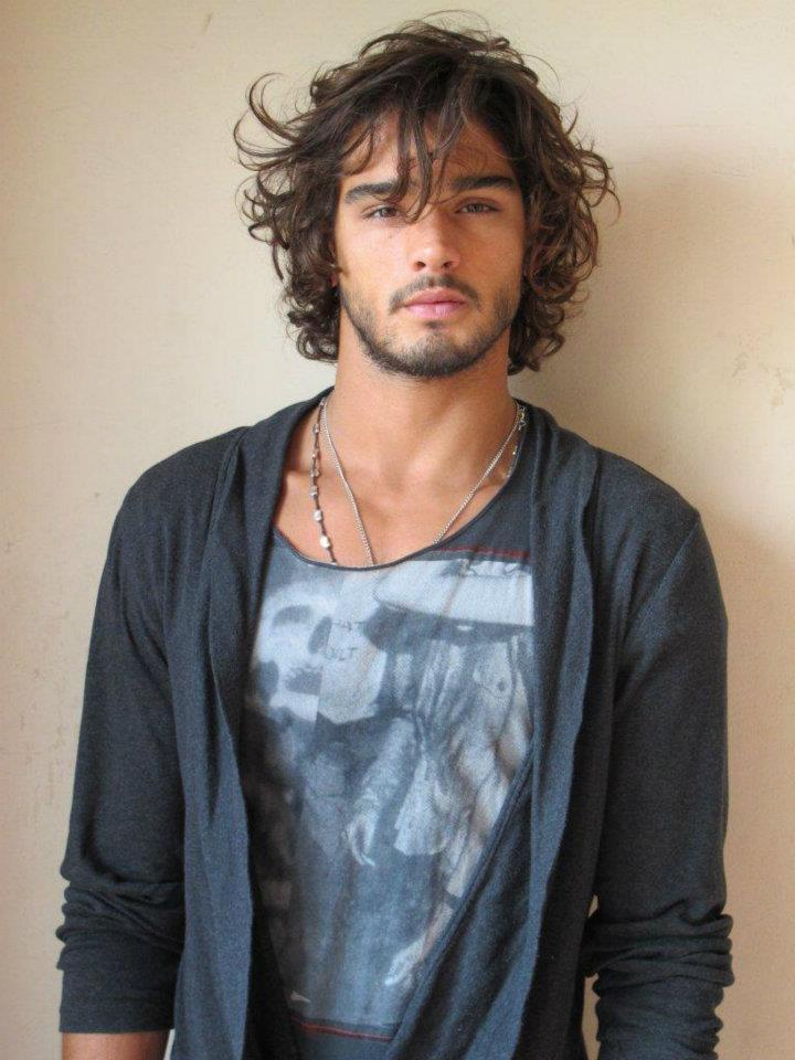 Esse é o Marlon Teixeira!